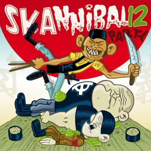 V.A. Skannibal party Vol.12