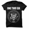 One Two Six Clothing - ramones tribute