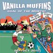 Vanilla Muffins - goal of the month Sep/Oct 2015