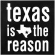 Texas Is The Reason - logo