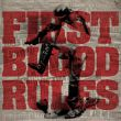 First Blood - rules PRE-ORDER