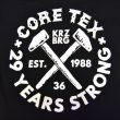 Core Tex - 29 years strong black/white