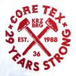 Core Tex - 29 years strong white/red