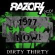 Razors - dirty thirty