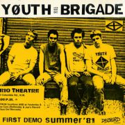 Youth Brigade - complete first demo