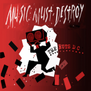 Ruts DC, The - music must destroy (single)
