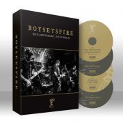 Boy Sets Fire - 20th anniversary live in Berlin 4xDVD BOX