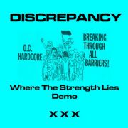 Discrepancy - where the strength lies demo