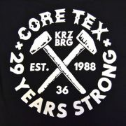 Core Tex - 29 years strong black/white PRE-ORDER