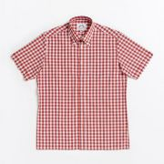 Brutus - red large gingham greatfit