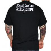Death Before Dishonor - bars black