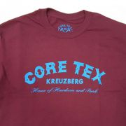 Core Tex - 29 years strong burgundy/blue