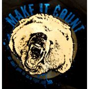 Make It Count - we wont give in