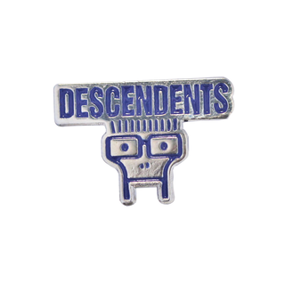 Descendents - Logo blue