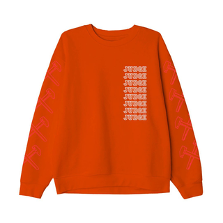 Judge - New York Crew orange