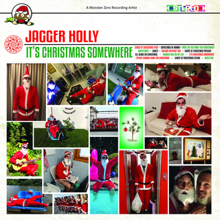 Jagger Holly - Its Christmas Somewhere LP