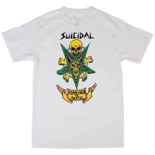 Suicidal Skates - Possessed To Skate White