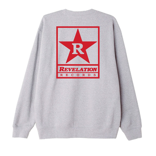 Revelation Records - Logo grey