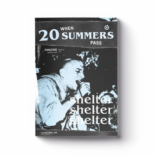 Shelter - When 20 Summers Pass (20th Anniversary) CORETEX EXCLUSIVE gold 2xLP
