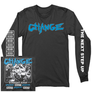 Change - The Next Step Up