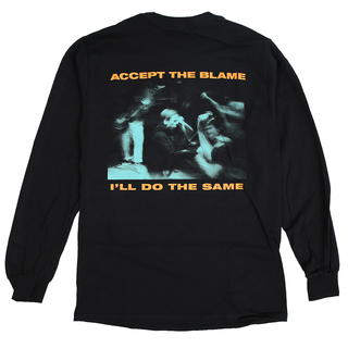 Bold - Accept the Blame