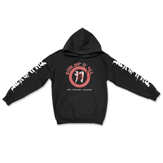 Sick Of It All - We Stand Alone Hoodie black