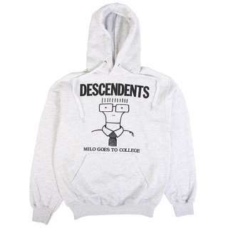 Descendents - Milo Goes To College Hooded Sweater