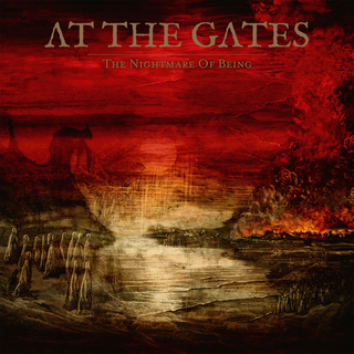 At The Gates - The Nightmare Of Being PRE-ORDER