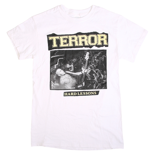 Terror - Hard Lesson T-Shirt