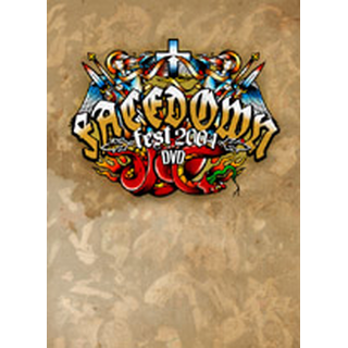 Facedownfest 2004 - with  Disciple A.D., No Innocent Victim, Comeback Kid, Nodes Of Ranvier