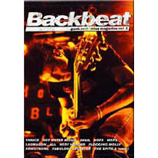 Backbeat - Punk Rock Video Magazine Vol.1 - mit  Divit, The Nerve Agents, American Nothing, AFI, Hot Water Music u.v.m.