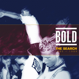 Bold - the search 1985-1989 CD