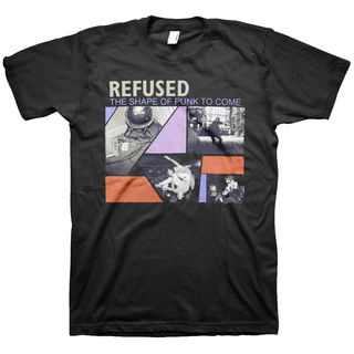 Refused - shape of punk