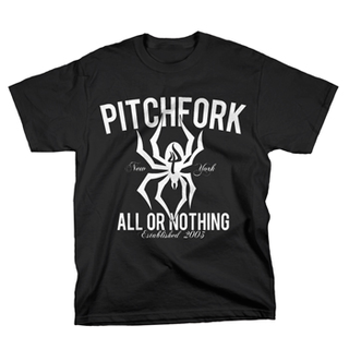 Pitchfork - all or nothing spider