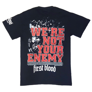 First Blood - im not your enemy