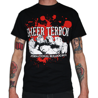 Sheer Terror - bulldog riot