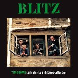 Blitz - timebomb:early years & demos collection