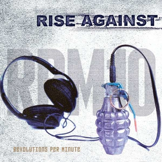 Rise Against - rpm10 (revolutions per minute re-issue)