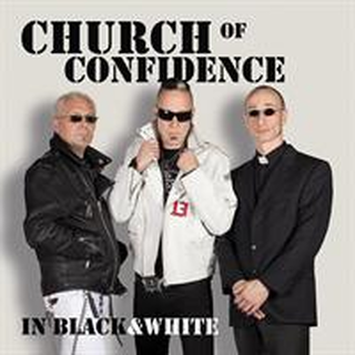 Church Of Confidence - in black & white
