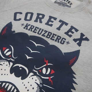 Coretex - panther sport grey