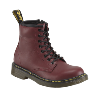 Dr. Martens - Delaney cherry red 1460 softy T