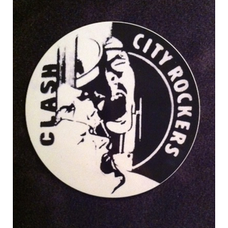 Clash,The - city rockers