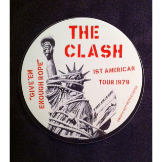 Clash,The - 1st american tour