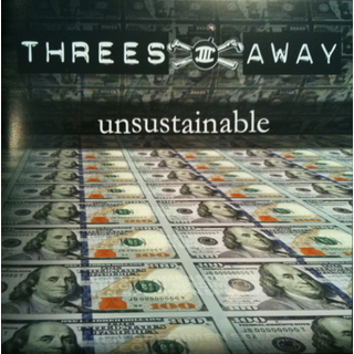 Threes Away - unsustainable