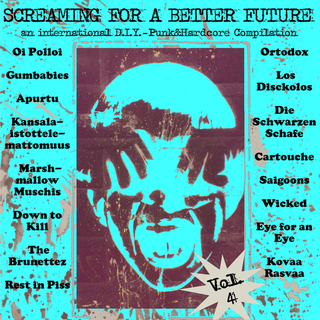 V/A - Screaming For A Better Future Vol.4
