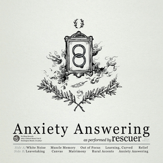 Rescuer - anxiety answering CD