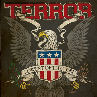 Terror - lowest of the low CD