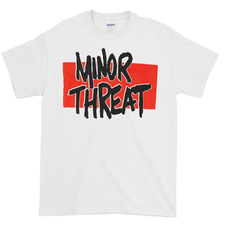 Minor Threat - big logo