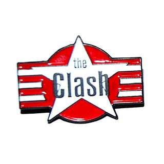 Clash,The - star and stripes