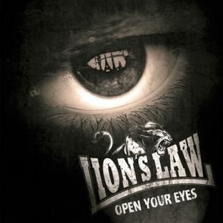Lions Law - open your eyes CD